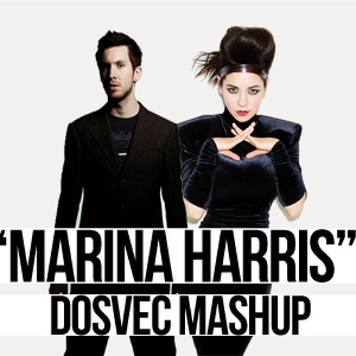 """Marina Harris"" (Marina & The Diamonds vs Calvin Harris)"