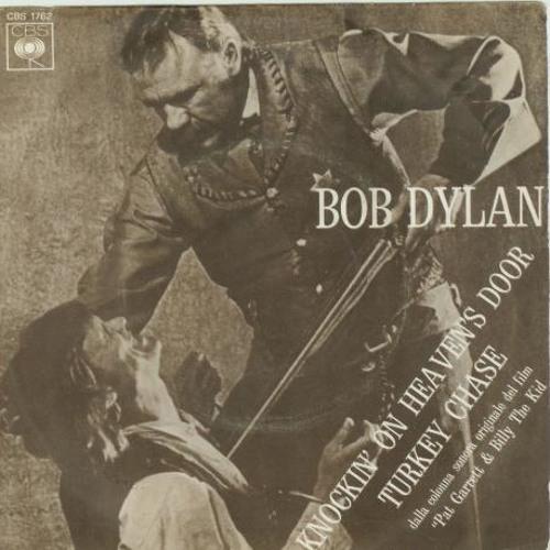 Knockin' On Heavens Door - Dylan cover