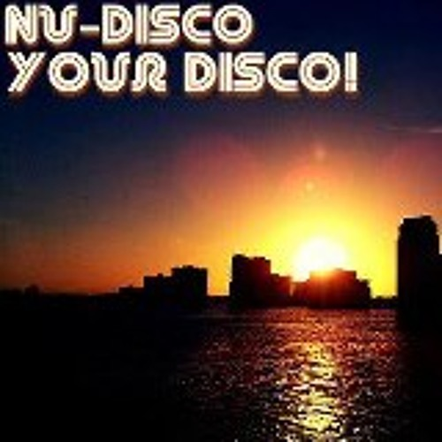 Nu Disco, Your Disco! promo dj mix 2012