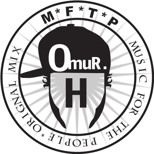 """OmuR.H-Music For The People"" FREE DL(original mix) EP ""SMASHED FACE"""