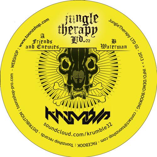 KRUMBLE-The Waterman-Jungle Therapy LTD02