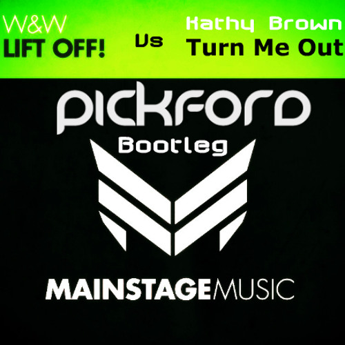 Pickford - Turn Me Out Vs Lift Off!  (Pickford Bootleg) [Preview]