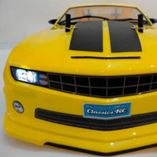 Camaro Amarelo - Eletronica - REMIX 2013