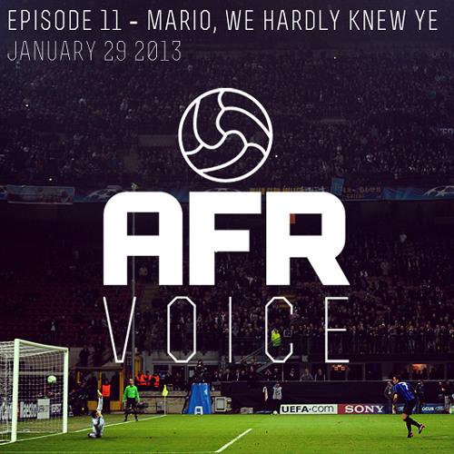 Mario, We Hardly Knew Ye - AFR Voice Ep.11