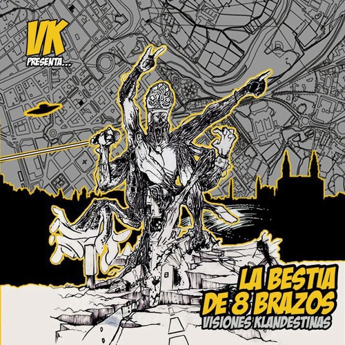01. La Bestia De 8 Brazos. Freelyrics (La Lirica Es Libre). 2009