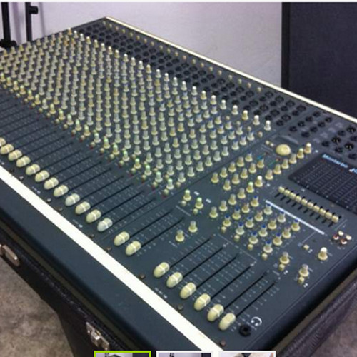 table de mixage montarbo 523