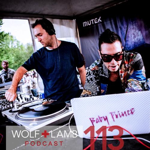 Wolf + Lamb - Closing Mutek's Piknic Electronik