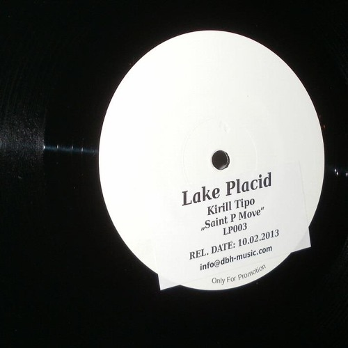 Kirill Tipo - Saint P Move (LP003) OUT NOW!