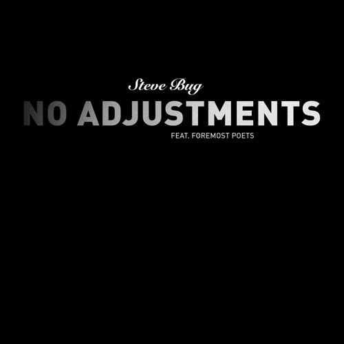 Steve Bug - No Adjustments feat. Foremost Poets (Arttu Remix)