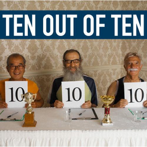 Ten Out Of Ten - mixed by Jonny Flash