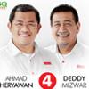 Bangkitlah Jawa Barat (Lagu Resmi Pilgub Jawa Barat pasangan AHER DEMIZ)