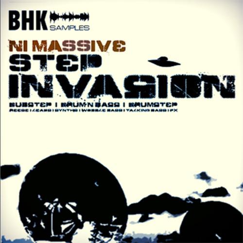 NI Massive Step Invasion - 315 Massive Presets for D'n'B, Dubstep & Drumstep