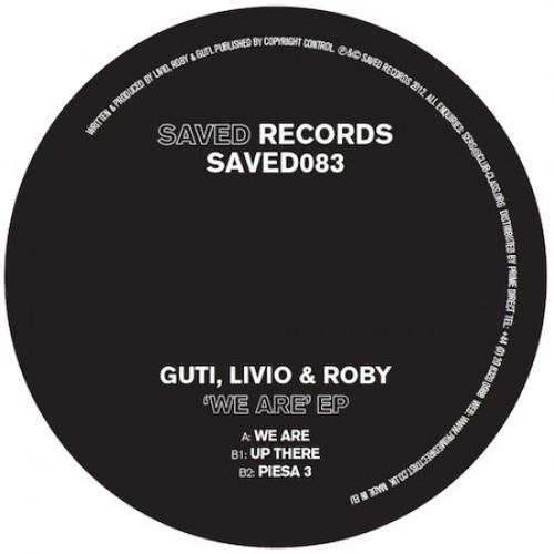 Guti, Livio & Roby - Piesa 3 /// Saved 2012