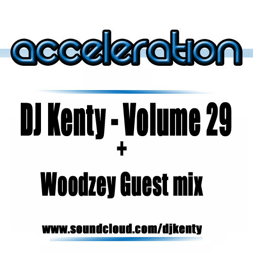 DJ Kenty - Volume 29 + Guest Mix From Woodzey