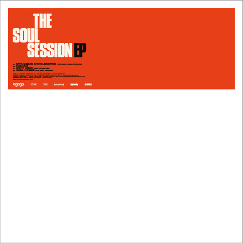The Soul Session - Hamjam (Tofu Mix) (PulpFusion Re-Drummed) FREE DOWNLOAD