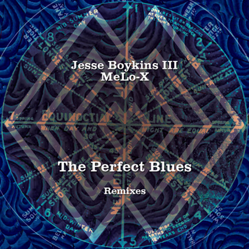 Jesse Boykins III MeLo-X 'The Perfect Blues' feat Jesse Boykins III (Machinedrum Remix)