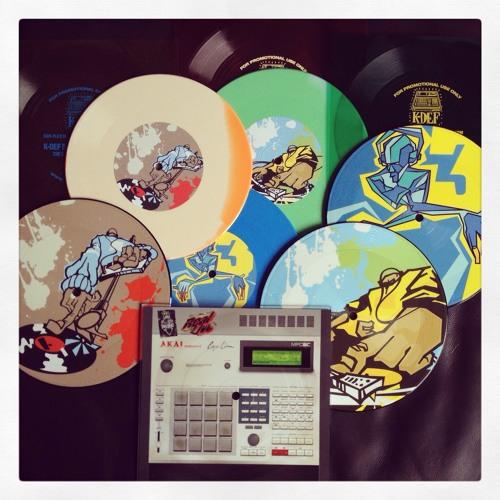 K-Def Signature Sevens Vols. 1-3 + Bonus Vinyl (Series Sampler)