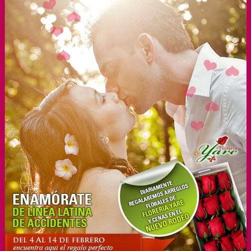 Linea Latina Dia del Amor 2013