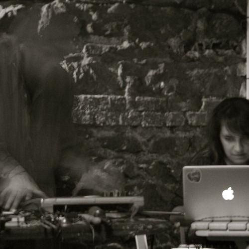 Illi Adato & Tuna Pase Live @ Istanbul Share Sessions