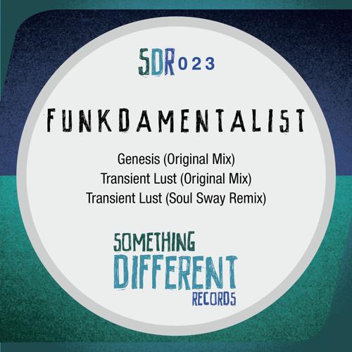 [SDR023] Funkdamentalist - Genesis (Original Mix) [SC Edit]