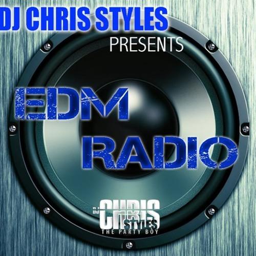 "DJ Chris Styles Presents ""EDM RADIO"" JAN '13 (dirty)"