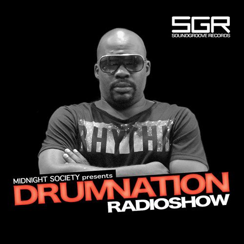 DRUMNATION Radio Show - Ep. 002 with Midnight Society (01-23-2013)