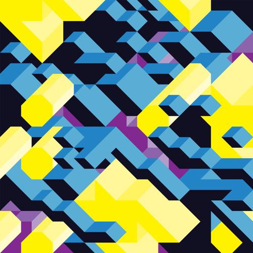 E - Djrum - Blue On Blue (Voodoo)