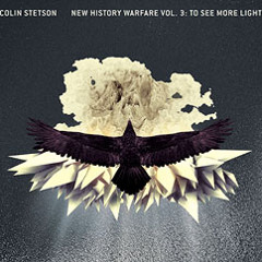 COLIN STETSON - Who The Waves Are Roaring For