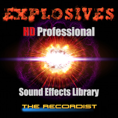 Explosives HD Pro SFX Library