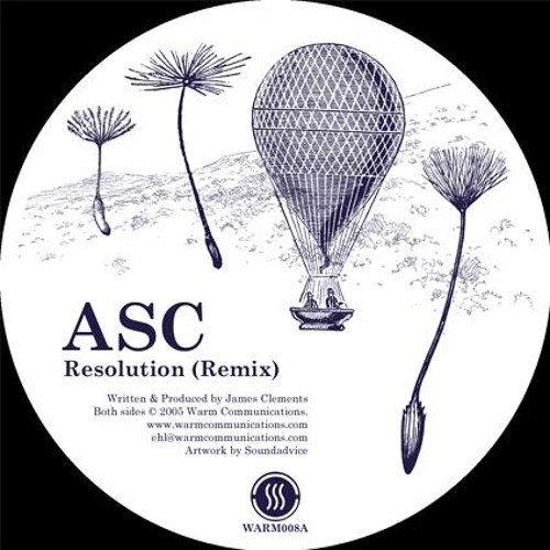 ASC - Resolution [Remix] - WARM008 *Clip
