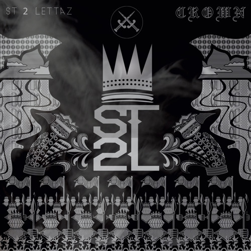 HOOD | ST 2 Lettaz - Crown (Prod by Block Beattaz)