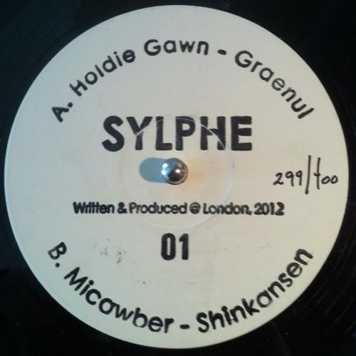 A. Holdie Gawn - Graenul (SYLPHE01)