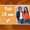 Sandy e Junior - Maria Chiquinha (Show 15 anos)