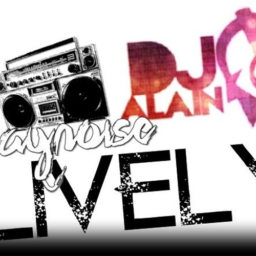 DJ Alain ft Blaynoise - Lively (Original Mix)
