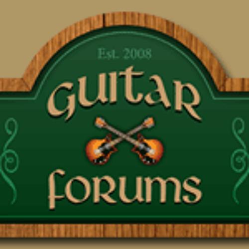 Guitarforums Collaborate Jam #2 Backing Track
