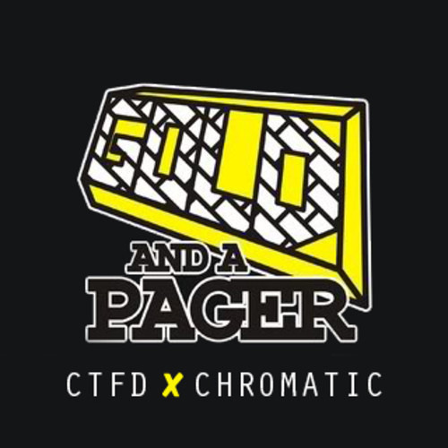 CTFDxChromatic - Gold & A Pager (Original Mix) [FREE DL!!]