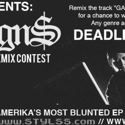 GANG$IGN$- GANG$IGN$ (Bruxa Remix)