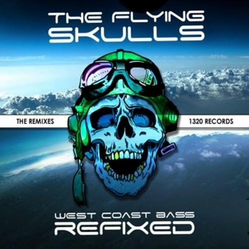 The Flying Skulls - Iodized Rain ft. Nonagon (Nonagon remix)