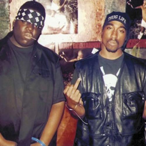 2pac ft Notorious B.I.G. - Runnin' (Stroke remix)