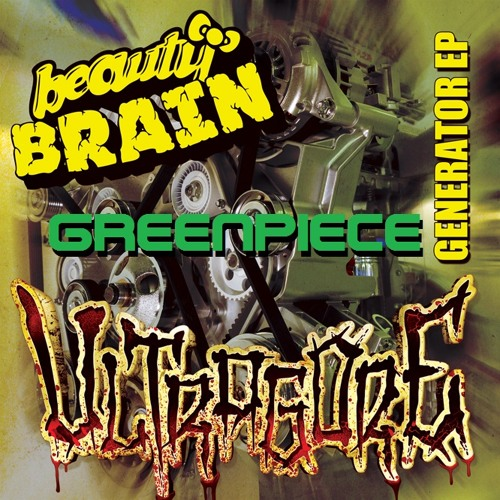 GreenPiece & Beauty Brain - Animals War (OUT NOW On Beatport)
