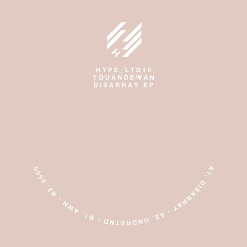 Youandewan - Disarray EP