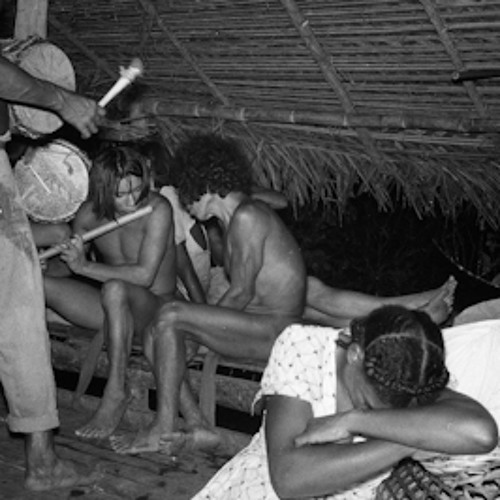 Colombian music: Chocó flute and drum music recorded by Ambache & Saumarez Smith (2008 113 2 6 3)