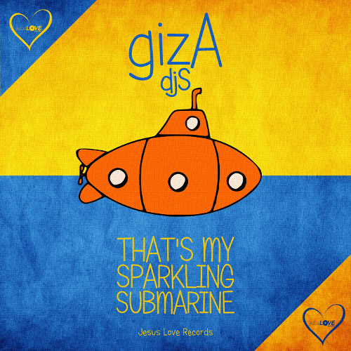 gizA djs - Escucha (original mix) [preview]