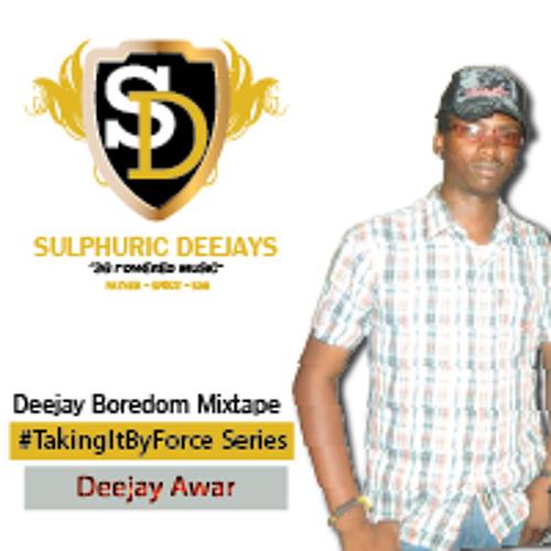 Deejay A war - Deejay Boredom