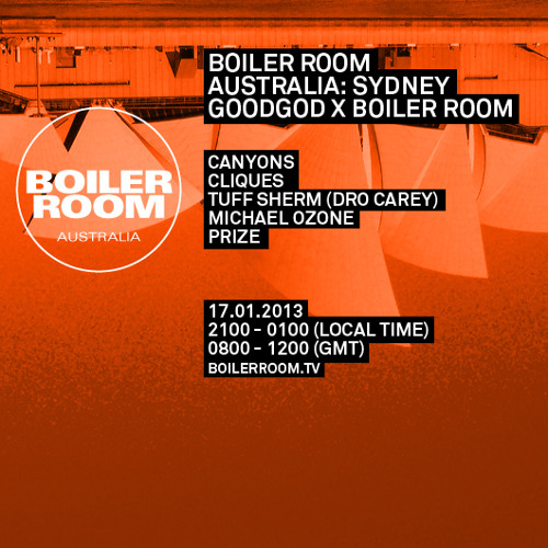 Cliques live in the Boiler Room
