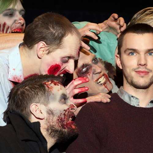 Direct from Hollywood: Warm Bodies Star Nicholas Hoult Shares His Valentine's Day Plans