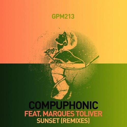 Compuphonic feat. Marques Toliver - Sunset (David Keno Remix)