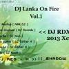 DJ Lanka On Fire Vol.1