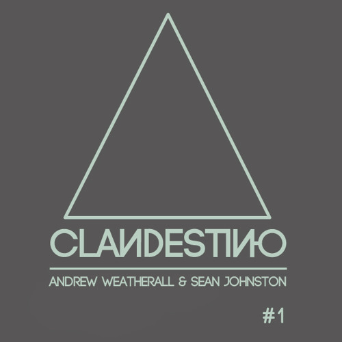 Clandestino 001 - Andrew Weatherall & Sean Johnston Live @ Clandestino Leeds 16.11.12 (Part 1)