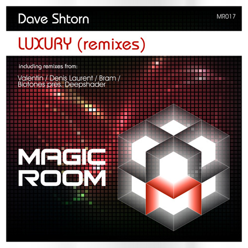 Dave Shtorn - Luxury (Biotones pres. Deepshader Remix) // Magic Room [MR017]